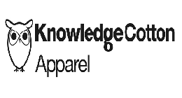 Knowledge Cotton Apparel Rib Knit Henley