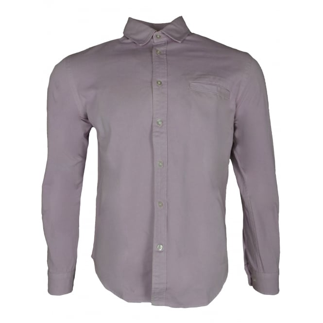 Edwin Better Shirt Natural Shirting